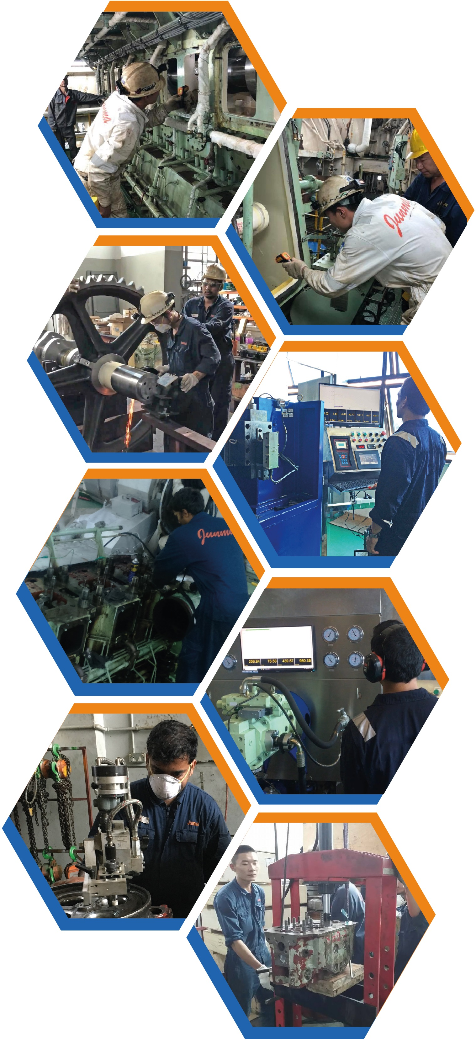 MC/MC-C/ME-C/ME-B, RTA/RT-Flex and Other Marine Diesel Engine System: