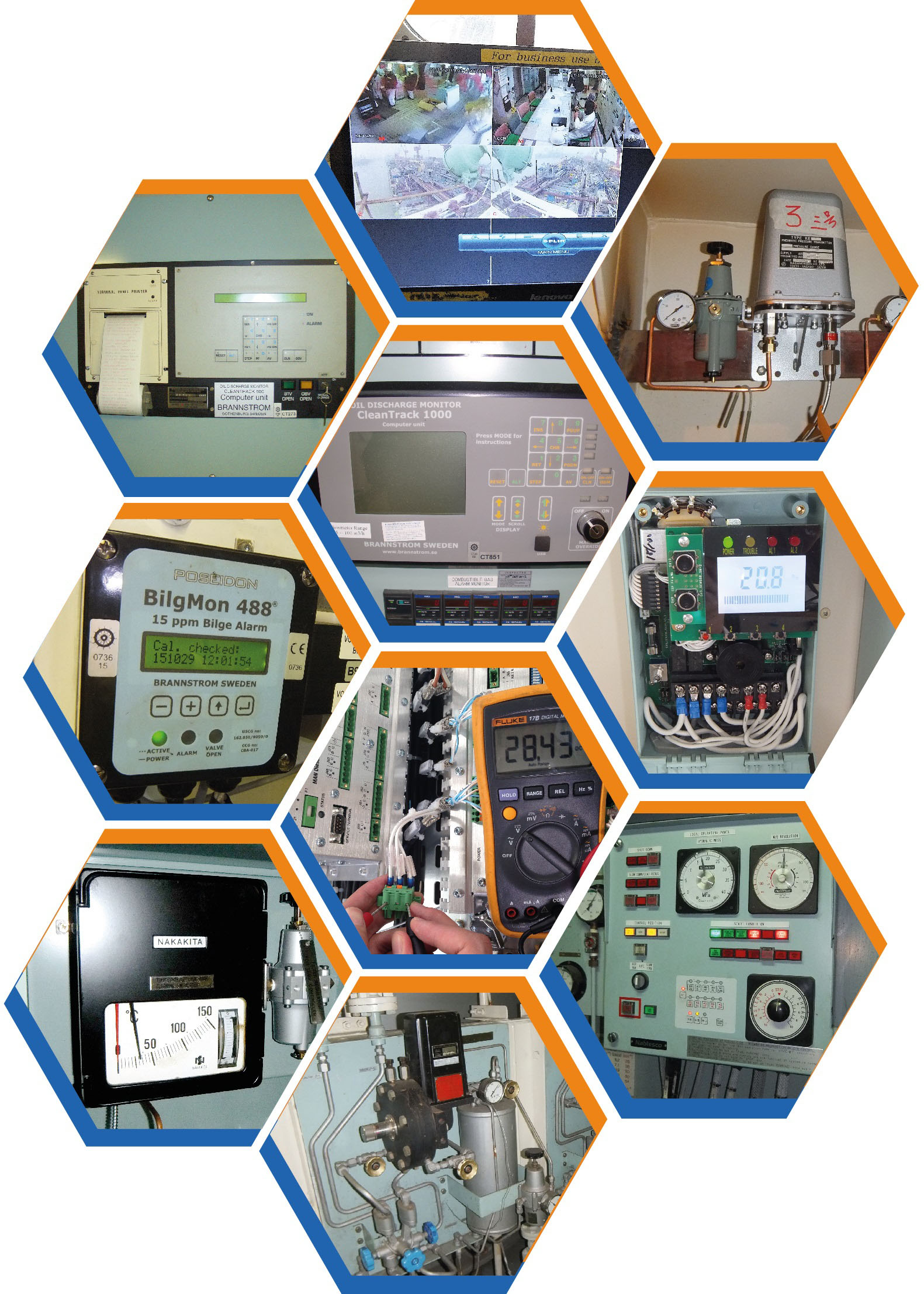 Automation, Instrumentation and Control System